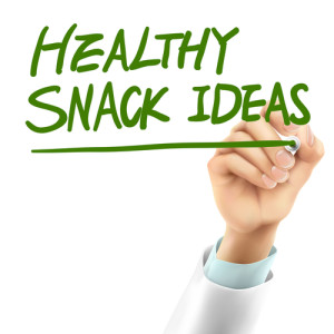 Healthy snack ideas from Made in Nature