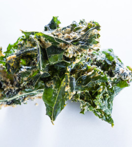 Kale Chips - Great for Snacking and Cooking!